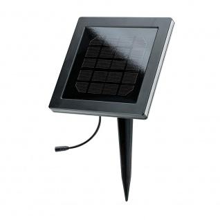 Paulmann Special Solarmodul IP67 max. 1W 12V DC Schwarz/Kunststoff /