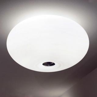 Casablanca Aih Medium Deckenleuchte Nickel matt gebürstet Deckenlampe