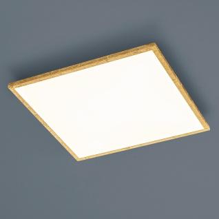 Helestra LED Deckenleuchte Rack Blattgold 15/1954.09