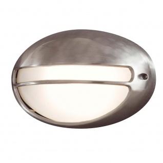 Konstsmide 7334-000 Torino Aussen-Wandleuchte opales Acrylglas