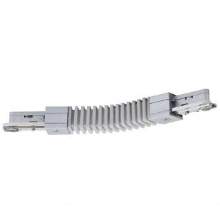 Paulmann URail System Light&Easy Flex Verbinder 180mm Chrom matt 230V Metall