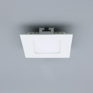 Licht-Design 30720 Einbau LED-Panel 200lm 9x9cm Neutral Weiss