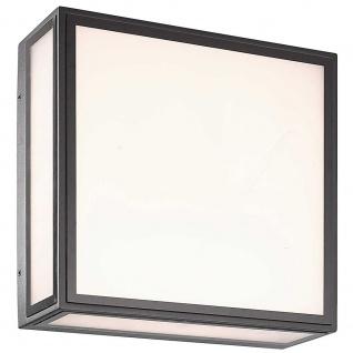 Mantra Bachelor Außen-LED-Deckenleuchte