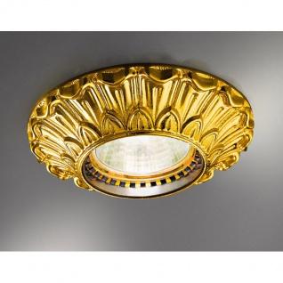 Kolarz Milady Einbauleuchte 24 Karat Gold Einbaustrahler