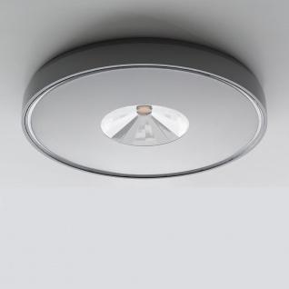 IVELA LED Decken-Aussenleuchte PN280 IP65 3800lm Grau