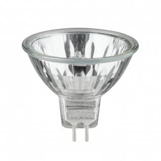 Paulmann Halogen Reflektor Security 3er-Set Silber 3x50W GU5, 3 83386
