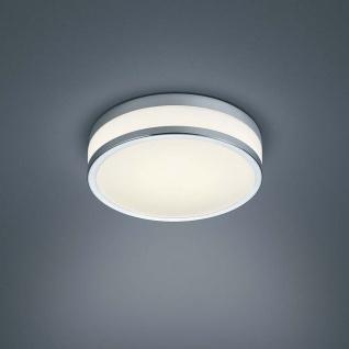 Helestra LED Deckenleuchte Zelo Chrom
