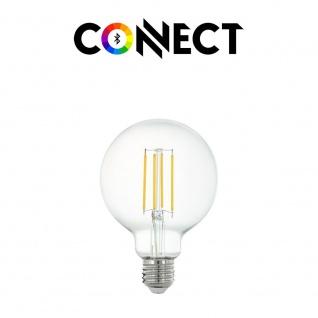 Connect E27 LED Leuchtmittel Retro 806lm Warmweiß