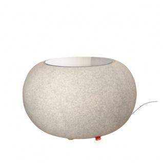 Moree Granit Bubble Tisch oder Hocker Dekorationslampe