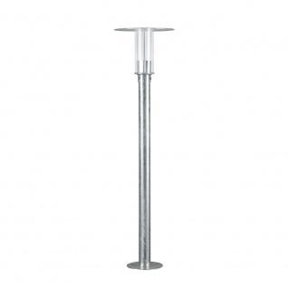 Konstsmide 702-320 Mode LED Wegeleuchte 700lm 3000K galvanisierter Stahl Polycarbonat Glas - Vorschau 3