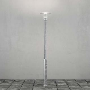 Konstsmide 703-320 Mode LED Standleuchte 700lm 3000K galvanisierter Stahl Polycarbonat Glas - Vorschau 2