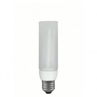 Paulmann Energiesparlampe DecoPipe gerade 11W E27 Warmweiß 89411