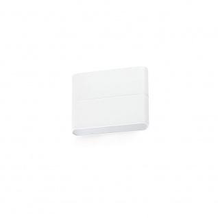 LED Außenwandlampe ADAY-1 3000K IP54 Weiß