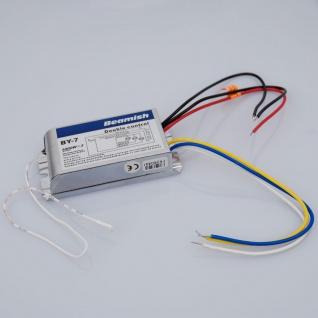 Wireless 3-fach Funk-Kontroller mit Fernbedienung Kabellose Steuerung für Leuchten