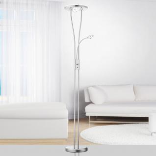 leuchtendirekt 11778 55 helia led stehleuchte dimmbar 20w 2 x 4w 3000k kaufen bei licht. Black Bedroom Furniture Sets. Home Design Ideas