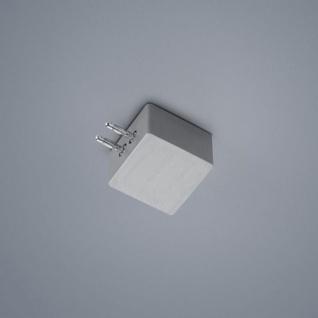 Helestra 6000.18 VIGO System Endstück Alu-matt
