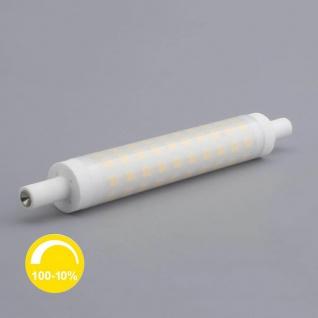 R7s HighPower LED Stab Warmweiss 118mm 360° 1000lm 10W LED Leuchtmittel