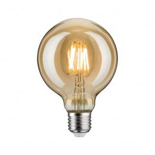 Paulmann LED Vintage Globe 95 6W E27 Gold Dimmbar 1700K 28521
