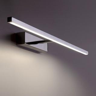 Licht-Trend 6765 Fume L hochwertige LED-Bilderleuchte Chrom Bilderlampe