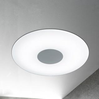 LeuchtenDirekt 14220-16 Lavinia LED-Deckenleuchte Ø 44cm + Fernbedienung Nachtlicht Farbwechsel