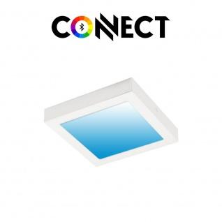 Connect LED Aufbaulampe 30x30cm 2700lm RGB+CCT