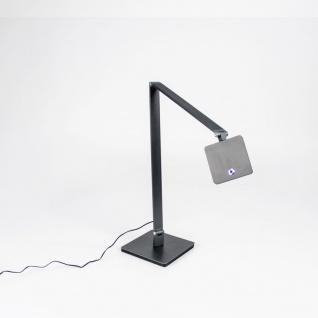 Licht-TrendLa Notte LED-Tischleuchte Touch-Dimmer 800 Lumen Anthrazit Tischlampe - Vorschau 5