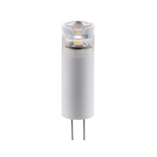 Nordlux G4 LED Warmweiß 1, 4W Klar