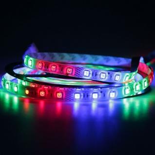 10m LED Strip-Set Möbeleinbau Pro Fernbedienung RGB indoor - Vorschau 3