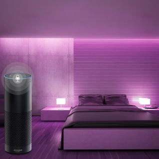 s.LUCE iLight E27 LED-Leuchtmittel 9W Alexa Kompatibel RGB + CCT LED-Lampe Farbwechsel & Dual White - Vorschau 2