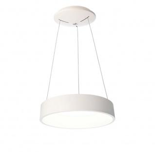 Licht-Trend LED Pendellampe Loop 45cm Ring 1300lm dimmbar Neutralweiß