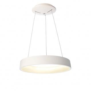 Licht-Trend LED Hängelampe Loop 60cm Ring 1800lm dimmbar Warmweiß