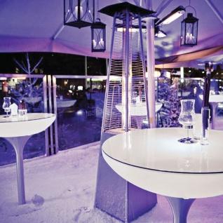 Moree Lounge Table Outdoor Stehtisch 105cm Dekolampe Aussen