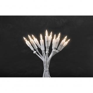 LED Lichterkette 10 Warmweiße Dioden für Innen