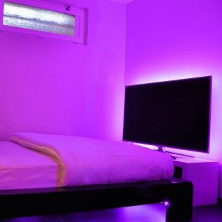 10m LED Strip-Set Ultra-Hell HighLumen IR-Controller+FB RGB Warmweiß - Vorschau 4