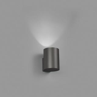 Thon-1 LED Außen-Wandlampe IP65 Anthrazit