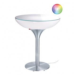 Moree Lounge Table LED Tisch Pro mit Akku 105cm Dekorationslampe - Vorschau 2