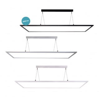 Prolight LED Büro-Hängeleuchte Square 6000lm UGR