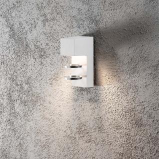 Konstsmide 7957-250 Acerra LED Aussen-Wandleuchte Weiß