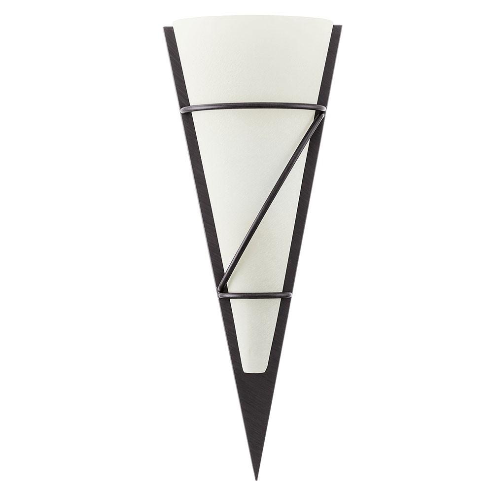 Rustikale Wandleuchte Shabby Braun Beige E14 Lampe Wand: Licht-Trend Torch Rustikale Wandleuchte Beige Antik-Braun