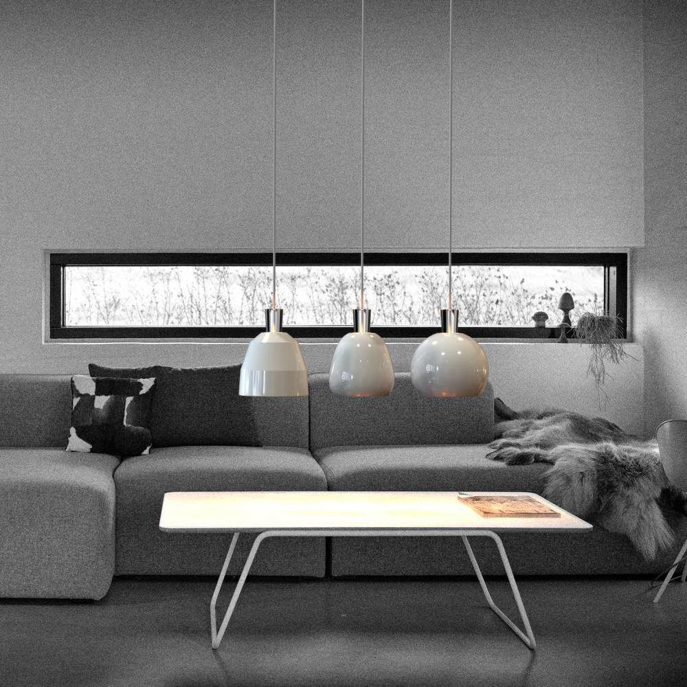 Licht Trend Dio 3 Pendelleuchte Weiss Pendellampe Wohnzimmerlampe Hngelampe 2
