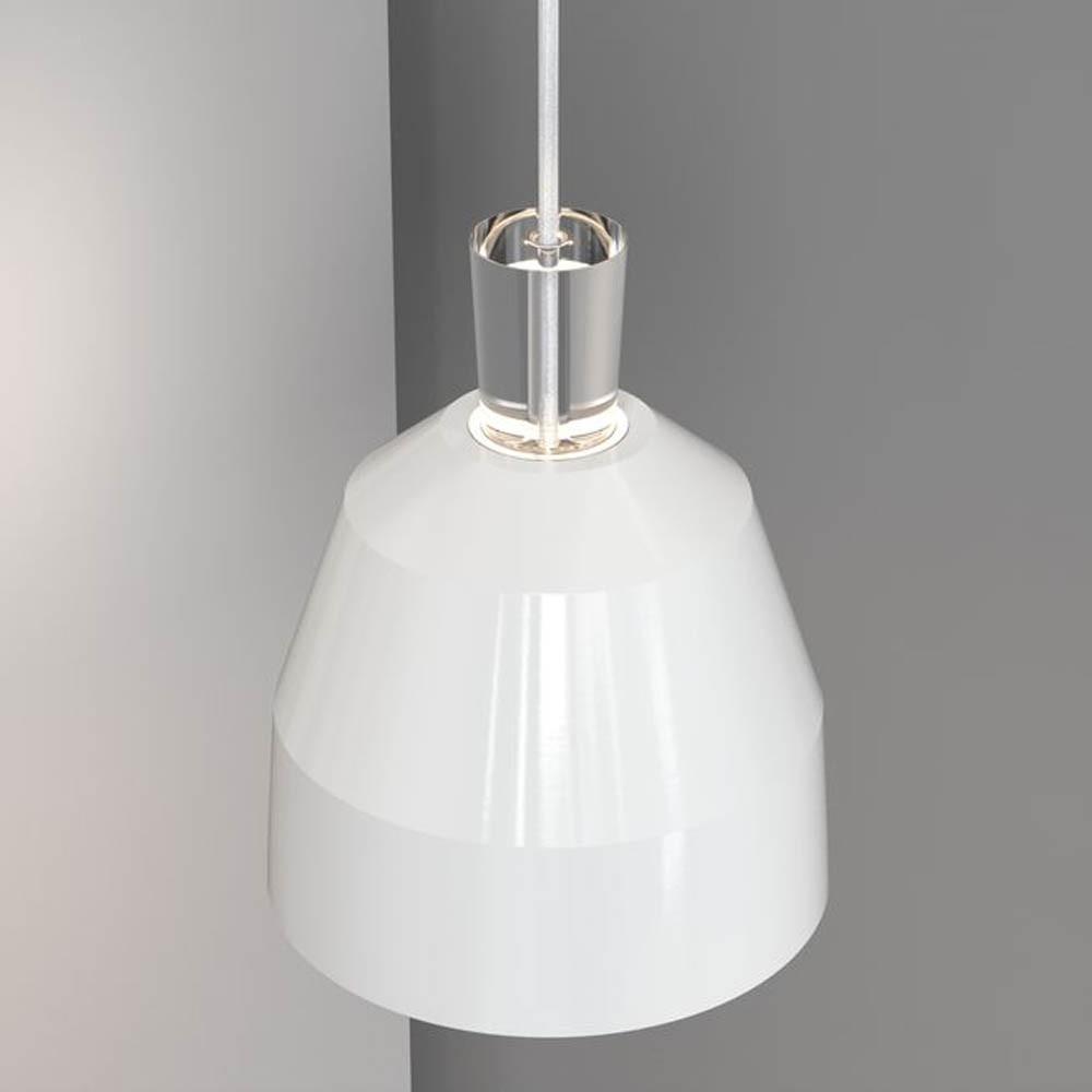 Licht Trend Dio 3 Pendelleuchte Weiss Pendellampe Wohnzimmerlampe Hngelampe 4