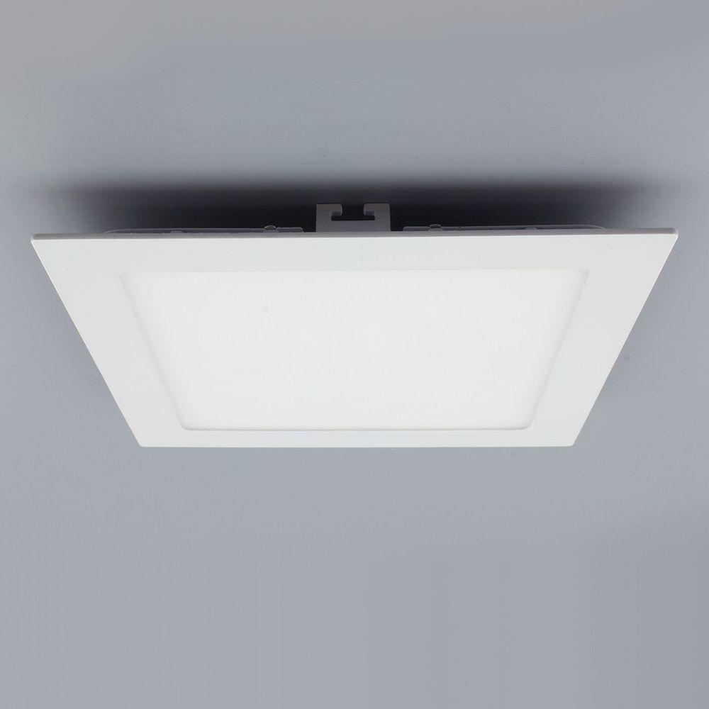 licht design 30364 einbau led panel 1440lm 22x22cm kalt weiss kaufen bei licht design skapetze. Black Bedroom Furniture Sets. Home Design Ideas