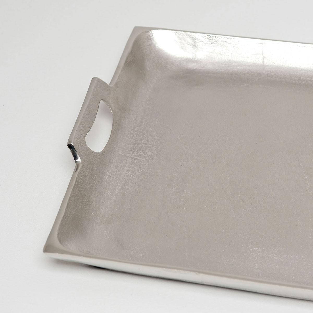 Tablett Groß holländer 334 35129 tablett domestica gross aluminium silber