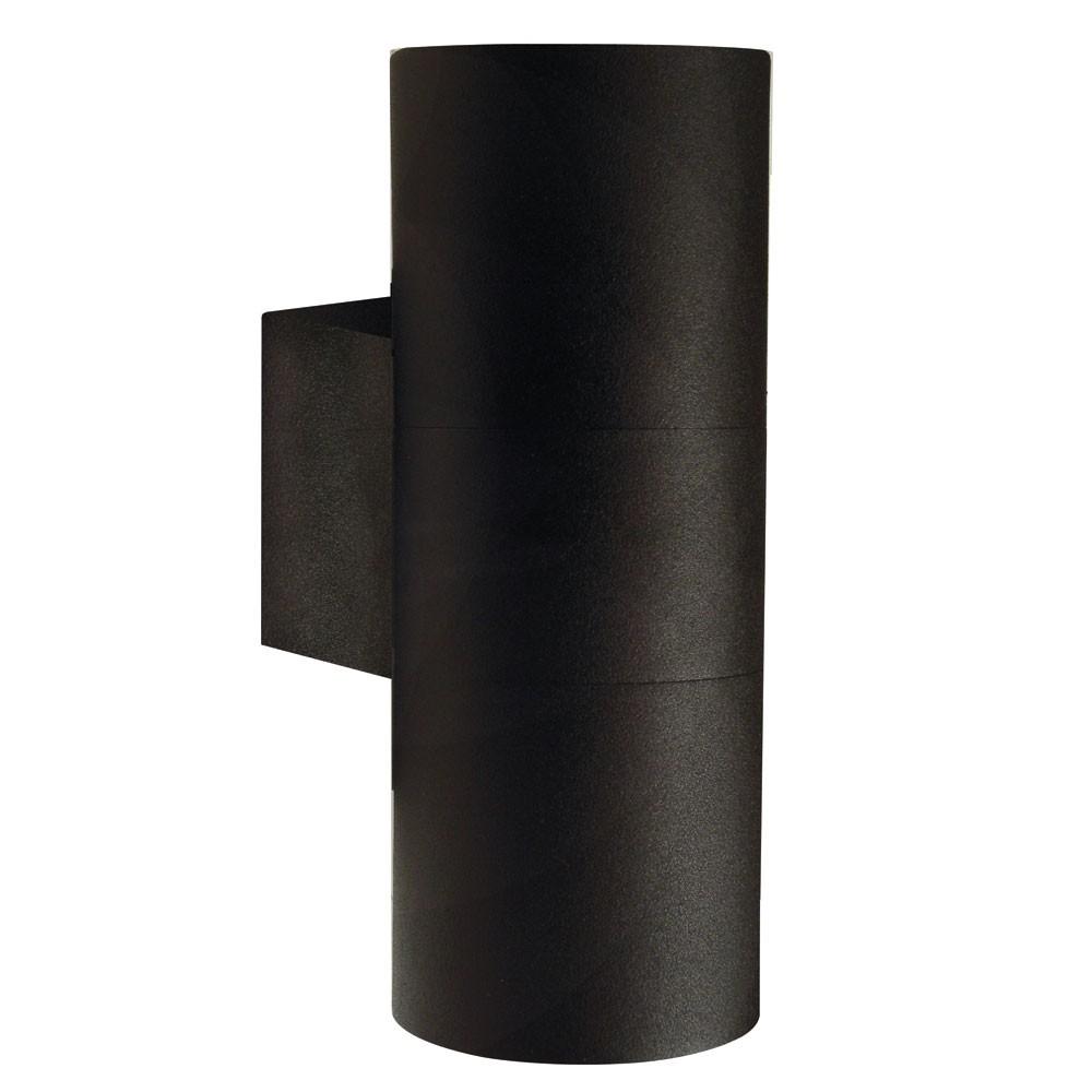 Nordlux Tin Maxi Aussen-Wandleuchte Up&Down IP54 Schwarz