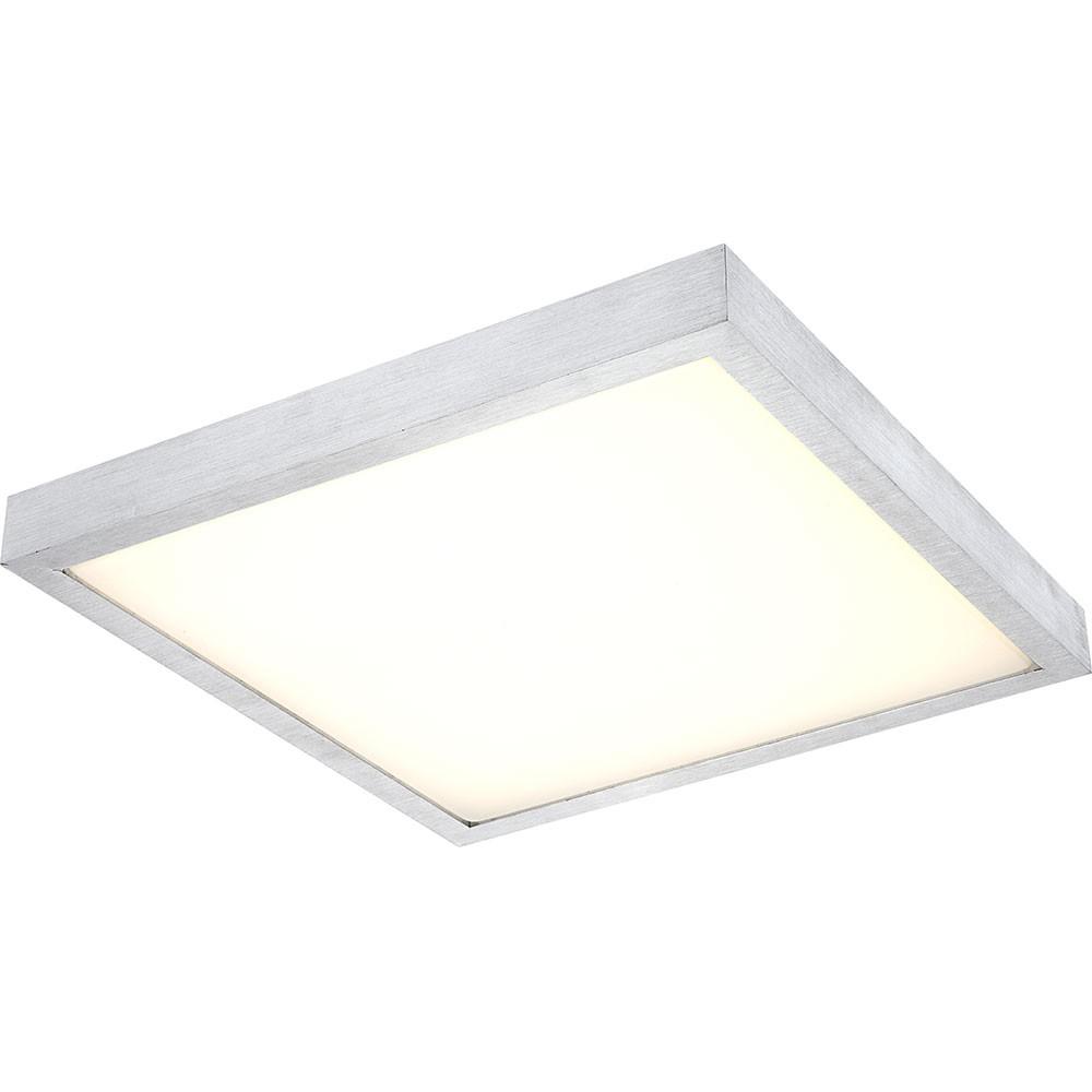 Flache LED Deckenleuchte 40 x 40 cm / 1750 Lumen LED Deckenlampe ...