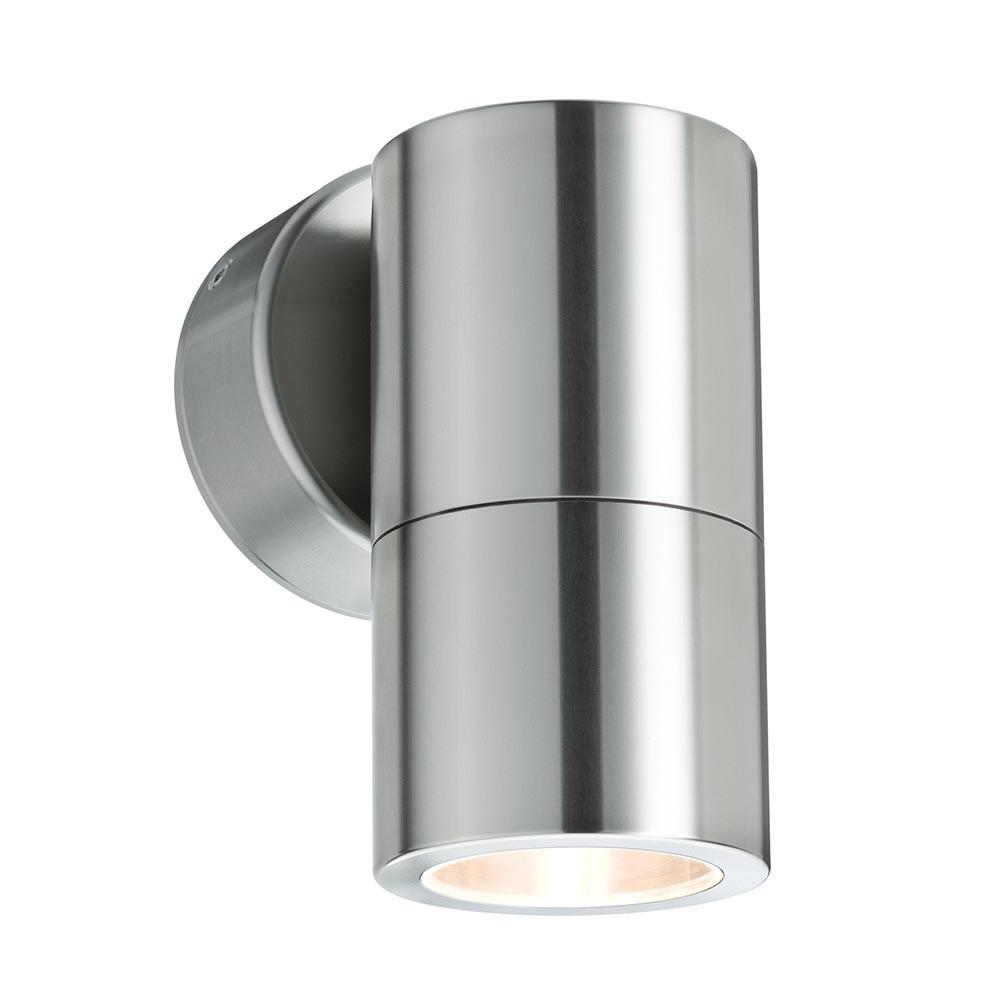 Paulmann Wandaufbauleuchte LED Flame 3, 5W Eisen Eisen Eisen IP44 18008 1a1b31