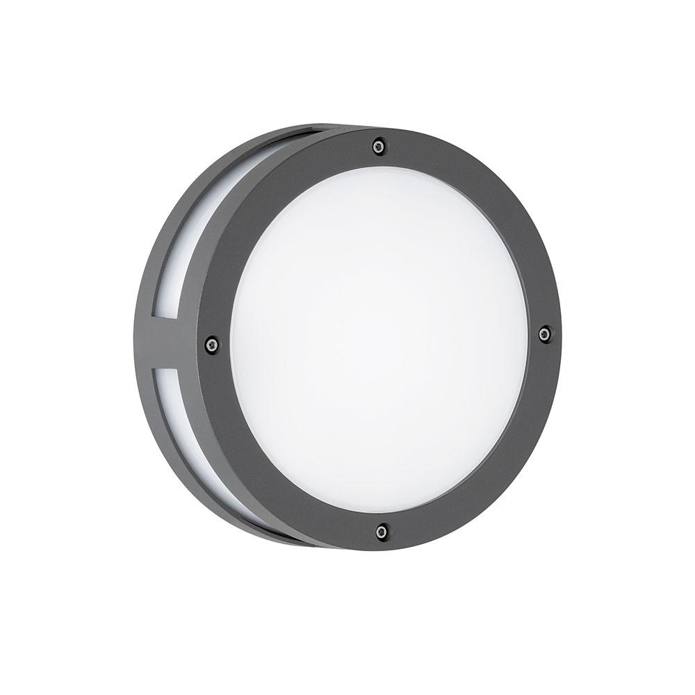 Wofi Astoria LED Außenleuchte anthrazit anthrazit anthrazit Wandlampe Aussen f82e90
