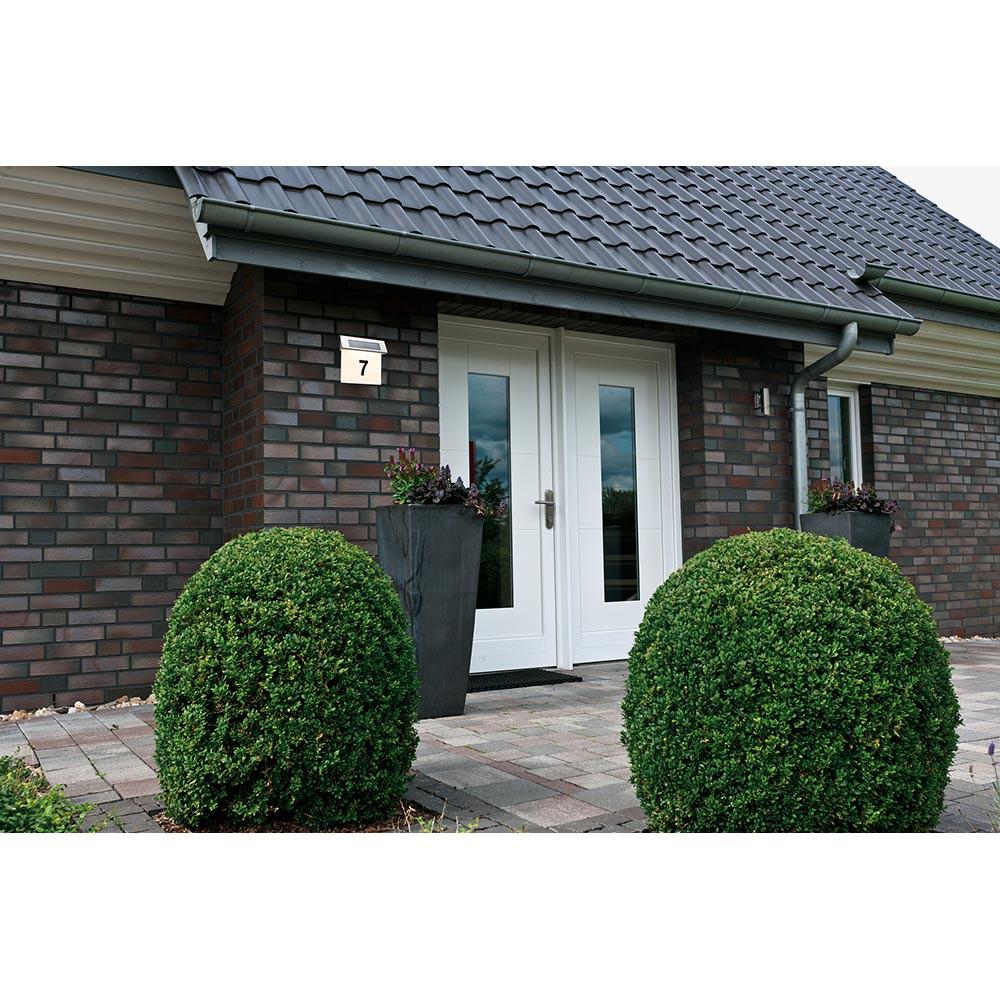 Paulmann Special Solar Hausnummernleuchte Hausnummernleuchte Hausnummernleuchte IP44 LED Edelstahl Weiss 93765 da560b