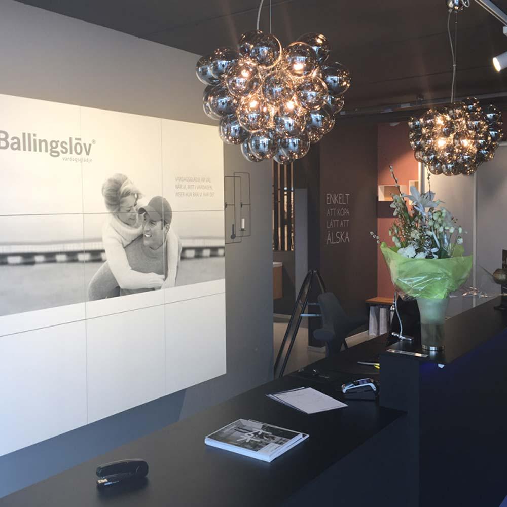 by rydens riesige glas h ngeleuchte gross 50cm rauchgrau kaufen bei licht design skapetze. Black Bedroom Furniture Sets. Home Design Ideas