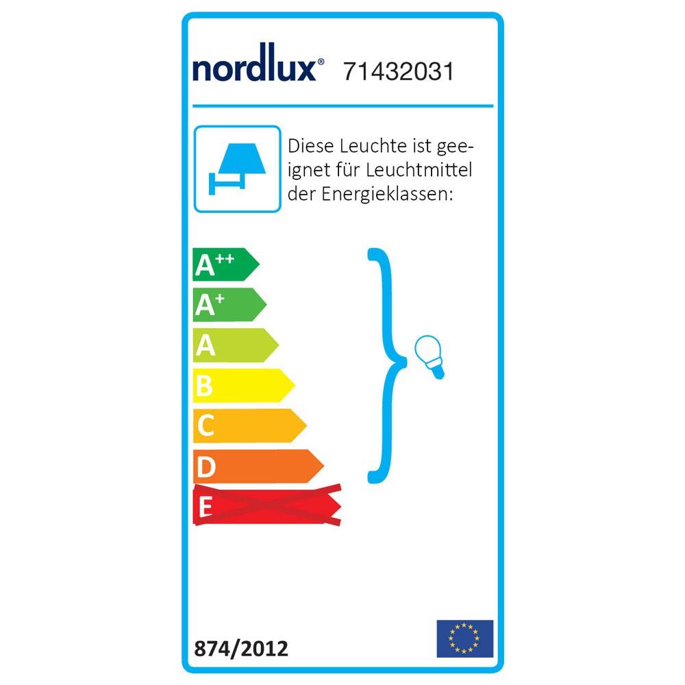 Nordlux Nordlux Nordlux LØnstrup 22 Sensor Aussen-Wandleuchte Zink 2b9609
